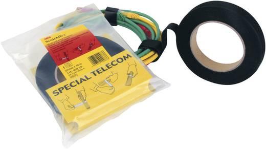 Klettband zum Bündeln Haft- und Flauschteil (L x B) 10000 mm x 20 mm Schwarz 3M FE-5100-9030-4 10 m