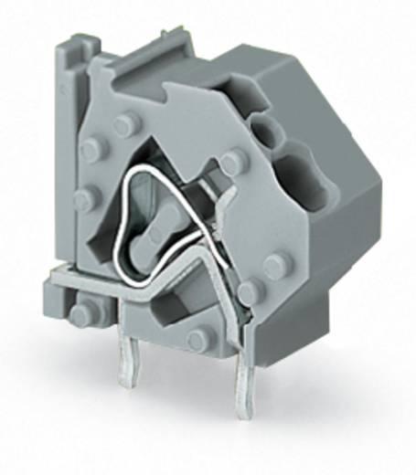 Federkraftklemmblock 4.00 mm² Polzahl 1 745-828 WAGO Hellgrün 200 St.