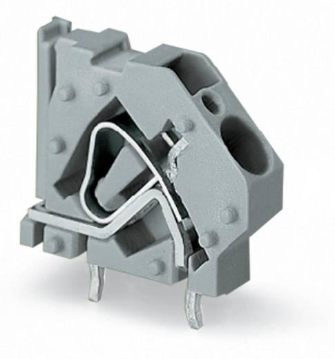 Federkraftklemmblock 6.00 mm² Polzahl 1 745-833 WAGO Licht-Grau 100 St.