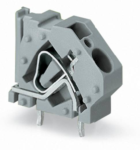 Federkraftklemmblock 6.00 mm² Polzahl 1 WAGO Blau 100 St.