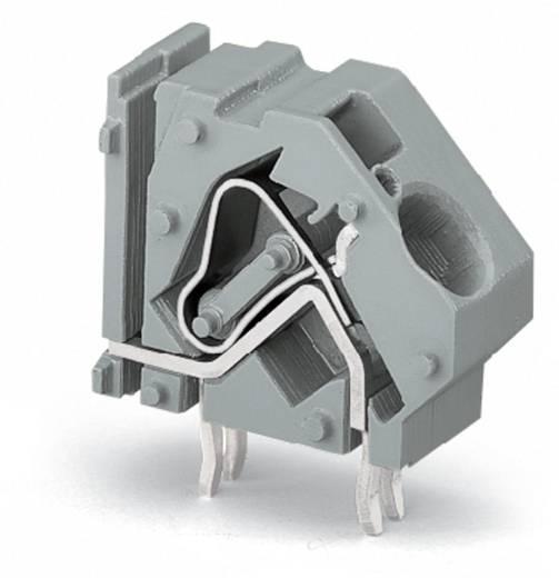 Federkraftklemmblock 16.00 mm² Polzahl 1 WAGO Blau 100 St.