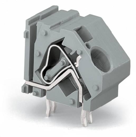 Federkraftklemmblock 16.00 mm² Polzahl 1 745-881/006-000 WAGO Grau 50 St.