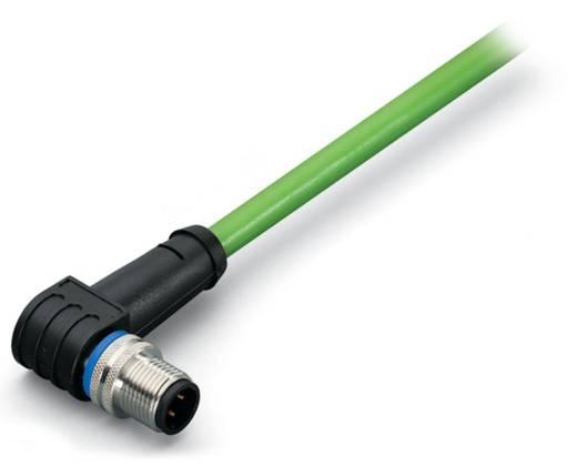 Sensor-/Aktor-Datensteckverbinder, konfektioniert Stecker, gewinkelt 10 m WAGO 756-1202/060-100 1 St.