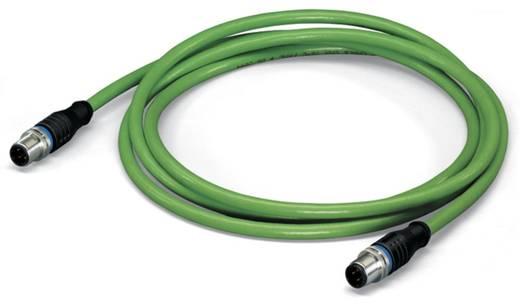 Sensor-/Aktor-Datensteckverbinder, konfektioniert M12 Stecker, gerade 10 m Polzahl: 4 WAGO 756-1203/060-100 1 St.