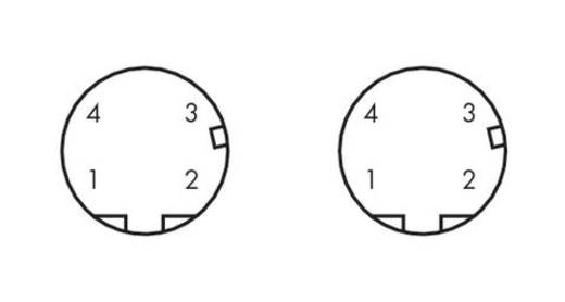 ETHERNET-/PROFINET-Kabel, axial 756-1203/060-200 WAGO Inhalt: 1 St.