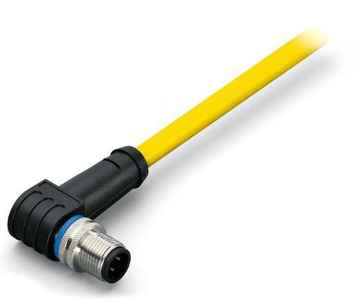 Sensor-/Aktor-Datensteckverbinder, konfektioniert M12 Stecker, gewinkelt 20 m Polzahl: 5 WAGO 756-1504/060-200 1 St.