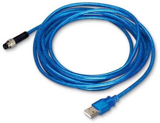 Sensor-/Aktor-Datensteckverbinder, konfektioniert Stecker, gerade WAGO 756-4101/042-030 1 St.