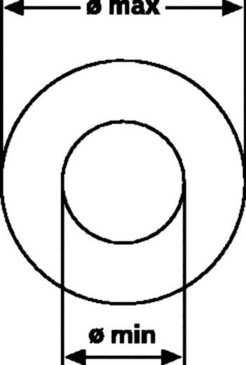 Kabel-Etikett Helatag 31.75 x 22.80 mm Farbe Beschriftungsfeld: Weiß HellermannTyton 594-91104 TAG137LA4-1104-WHCL Anzah