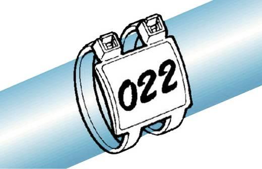 Leitermarkierer Beschriftungsfläche: 29 x 26.3 mm Natur HellermannTyton IT50RD-PA66-NA-L1 111-85219 1 St.