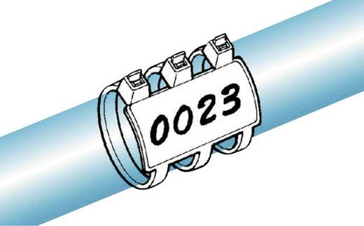 Leitermarkierer Beschriftungsfläche: 46 x 26.3 mm Natur HellermannTyton IT50RT-PA66-NA-L1 111-85119 1 St.