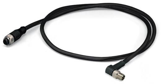 Sensor-/Aktor-Steckverbinder, konfektioniert Stecker, gewinkelt, Buchse, gerade 1 m WAGO 756-5502/030-010 10 St.