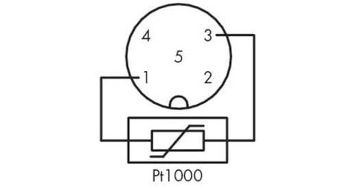 Sensor-/Aktor-Steckverbinder, unkonfektioniert M12 Stecker, gerade Polzahl (RJ): 4 WAGO 756-9207/050-000 1 St.