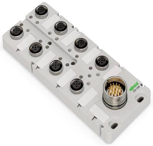 Sensor/Aktorbox passiv M12-Verteiler mit Metallgewinde 757-185/100-000 WAGO 1 St.