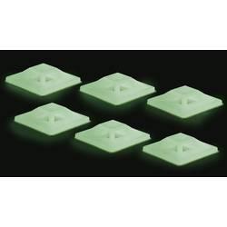 Úchytka TRU COMPONENTS TC-7572804, zelená (žiarivá), 50 ks