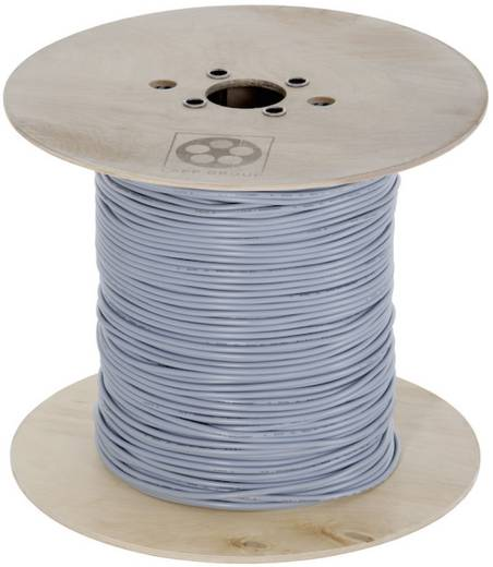 LappKabel ÖLFLEX® SMART 108 Steuerleitung 2 x 1.50 mm² Grau 19020099 200 m