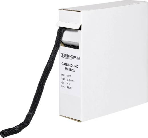 Geflechtschlauch Canuround, selbstschließend Bündelbereich-Ø: 13 mm Canuround Mini Box;DSG Canusa Inhalt: 3 m