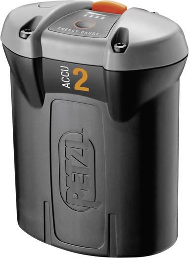 Ersatz-Akku Passend für (Details): Kopflampe Ultra Vario Petzl E554502