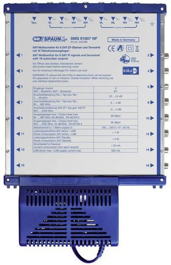 Spaun SMS 91607 NF Multischalter