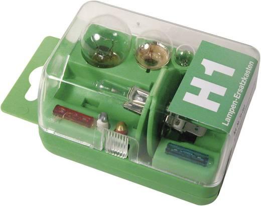 Unitec Leuchtmittel-Sortiment Standard H1