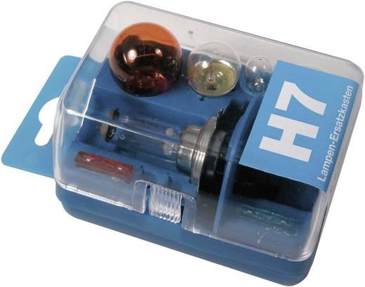 Leuchtmittel-Sortiment Unitec Standard H7