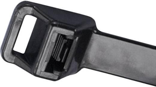 Kabelbinder 229 mm Schwarz Lösbar, mit Hebelverschluss, UV-stabilisiert, Witterungsstabil Panduit CV160L 1 St.