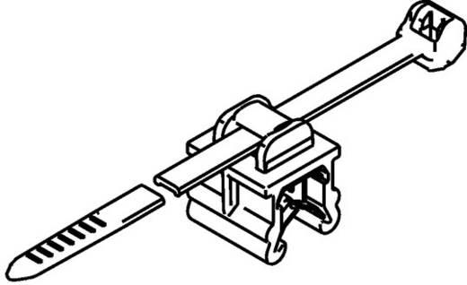 Kabelbinder 200 mm Schwarz Kabelbündelung seitlich zur Montage HellermannTyton 156-00020 T50ROSEC20-MC5-BK-D1 1 St.