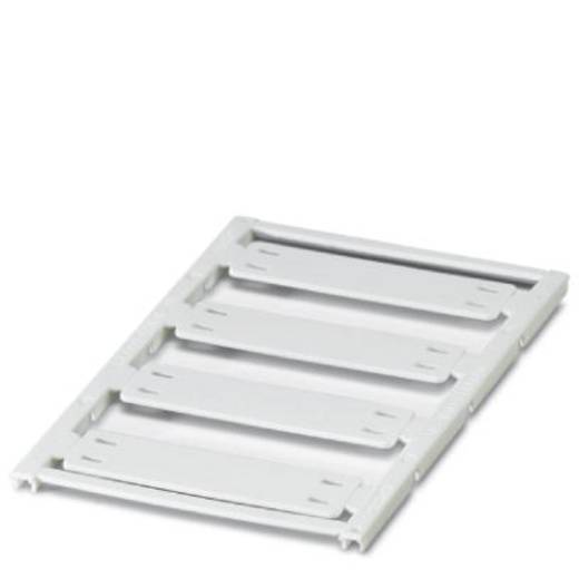 Leitermarkierer Montageart: Kabelbinder Beschriftungsfläche: 44 x 15 mm Passend für Serie Einzeldrähte Weiß Phoenix Cont
