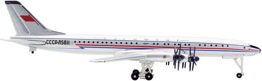 Luftfahrzeug 1:500 Herpa Tupolev TU-114 Aeroflot/Prototype 518215