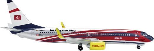 Luftfahrzeug 1:500 Herpa Boeing B737-800 TUlfly-DB Regio 518420