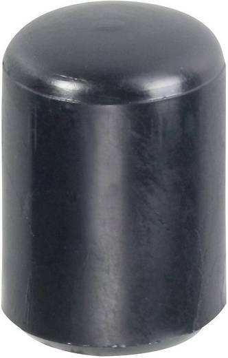 PB Fastener 009 0040 220 03 Schutzkappe Klemm-Ø (max.) 4 mm Polyethylen Schwarz 1 St.