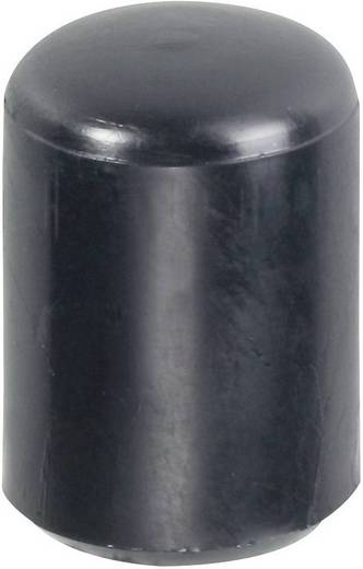 Schutzkappe Klemm-Ø (max.) 25 mm Polyethylen Schwarz PB Fastener 009 0250 220 03 1 St.