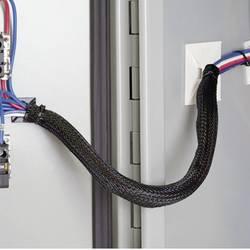 Ochranný oplet Panduit 15.90 do 4.80 mm, -70 - +125 °C, metrový tovar, čierna