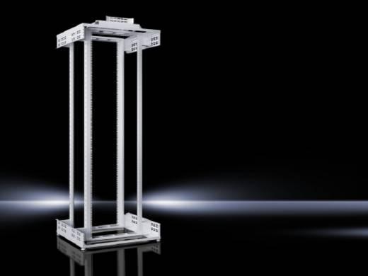 19 Zoll Netzwerkschrank Rittal 7000.940 (B x H x T) 600 x 2000 x 1000 mm 42 HE Lichtgrau (RAL 7035)
