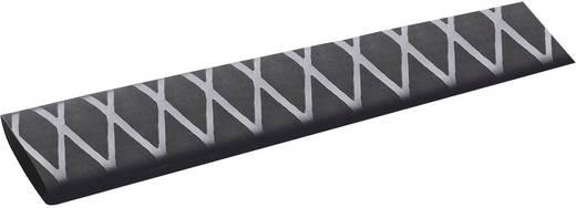 Schrumpfschlauch ohne Kleber Schwarz 45 mm Schrumpfrate:2:1 Conrad Components 546635 546635