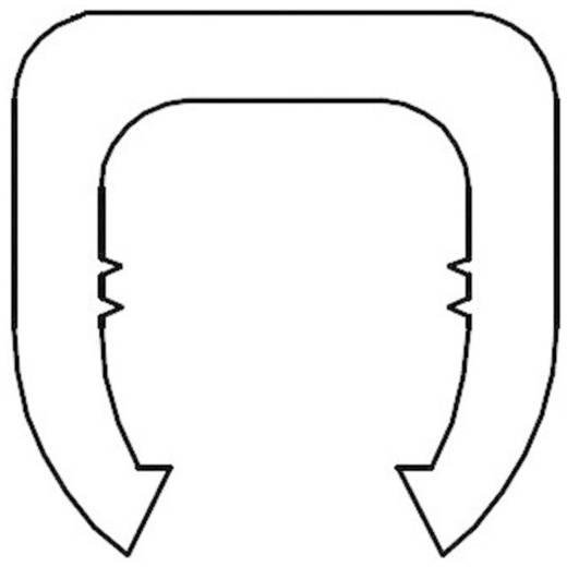 Kennzeichnungsclip Aufdruck X Außendurchmesser-Bereich 3 bis 3.60 mm 28530c615 MB1/X KSS