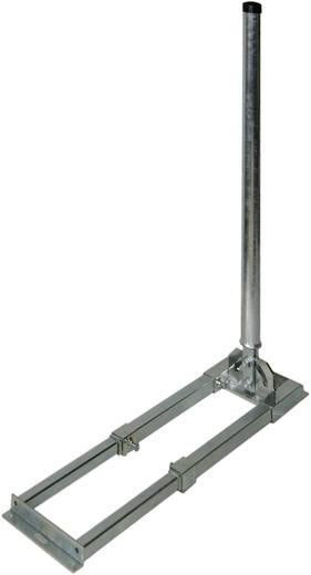SAT-Dachhalterung AllVision Dachsparrenhalter Passend für Spiegelgröße: Ø 100 cm Neigbar Silber