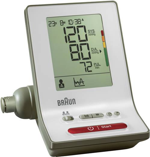Oberarm Blutdruckmessgerät Braun ExactFit ™ 3 BP6000