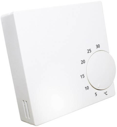 Raumthermostat Aufbau 5 bis 30 °C Salus Controls RT10