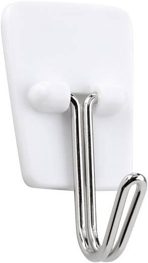 Command™ Universalhaken (L x B) 42 mm x 21 mm Weiß, Metall W17067 3M Inhalt: 1 Pckg.