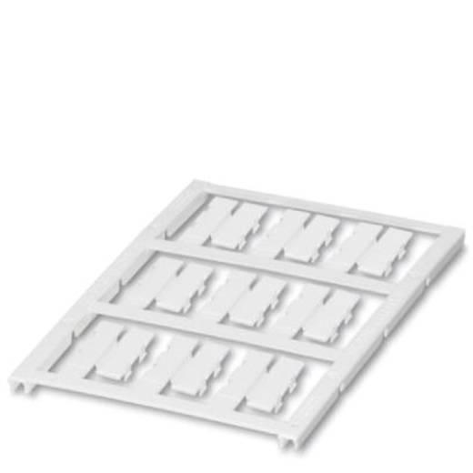 Leitermarkierer Montage-Art: aufclipsen Beschriftungsfläche: 23 x 5.50 mm Passend für Serie Einzeldrähte Weiß Phoenix Co