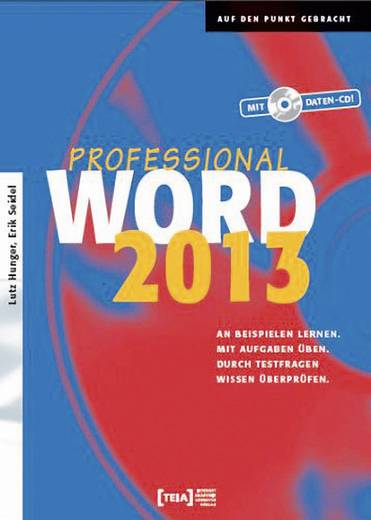 Word 2013 Professional 978-3-942-15194-8