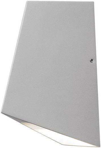 LED-Außenwandleuchte 8 W Warm-Weiß Konstsmide Imola Up & Down 7928-310 Silber-Grau