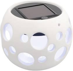 Solární LED světlo kužel Konstsmide Genova, bílá (7801-200)