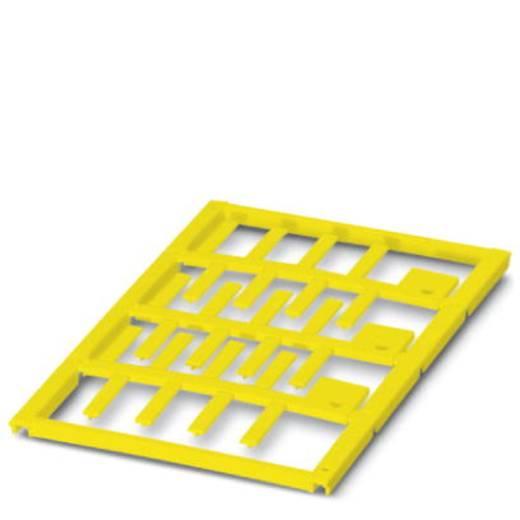 Leitermarkierer Montageart: aufschieben Beschriftungsfläche: 18 x 4 mm Passend für Serie Einzeldrähte, Phoenix Contact P