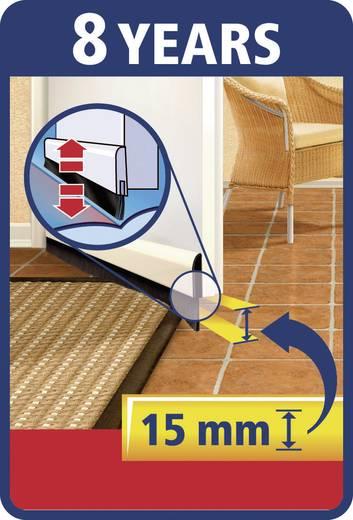 Türdichtschiene tesamoll® COMFORt Edelstahl (L x B) 1 m x 40 mm tesa 05405-102 1 St.