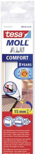 Türdichtschiene tesamoll® COMFORt Braun (L x B) 1 m x 40 mm tesa 05405-101 1 St.
