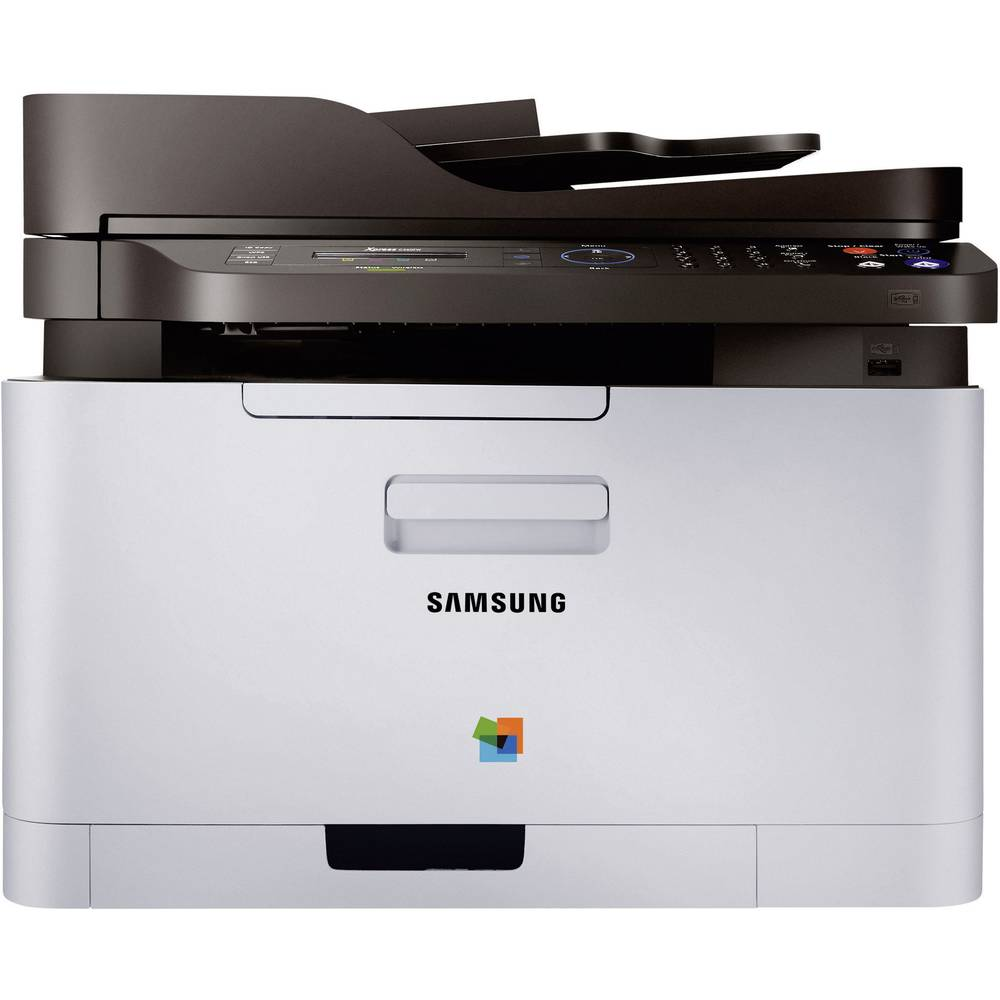 imprimante multifonction laser samsung xpress c460fw a4 fax wifi. Black Bedroom Furniture Sets. Home Design Ideas