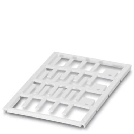 Leitermarkierer Montage-Art: aufschieben Beschriftungsfläche: 18 x 4 mm Passend für Serie Einzeldrähte, Phoenix Contact