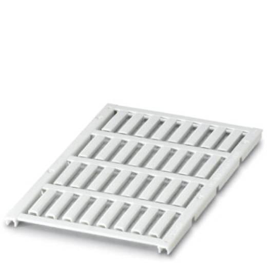 Leitermarkierer Montage-Art: aufclipsen Beschriftungsfläche: 21 x 4.50 mm Passend für Serie Einzeldrähte Weiß Phoenix Co