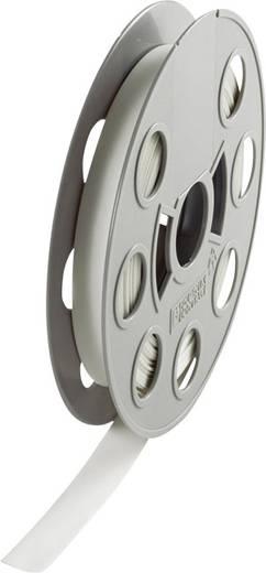 Schrumpfschlauchmarkierer Montage-Art: aufschieben Beschriftungsfläche: 20000 x 16 mm Weiß Phoenix Contact WMS 9,5 (EX1